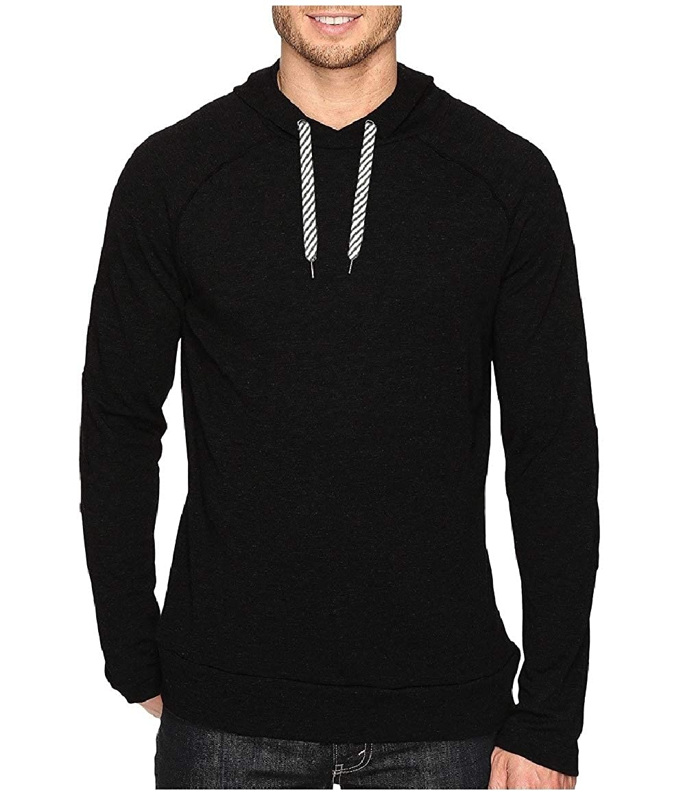 Romantc Mens Hooded Classics Oversize Pullover Lounge Tshirt Sweatshirt