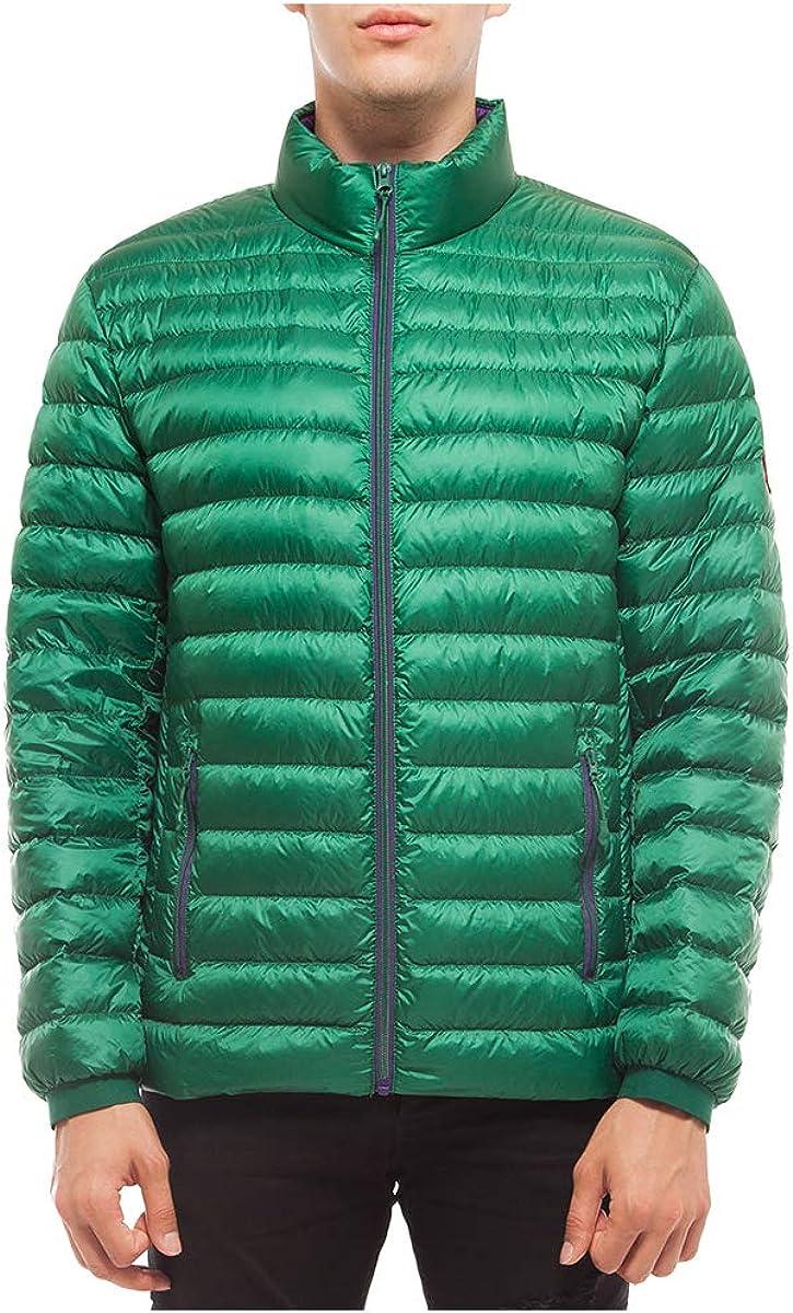 RokkaRolla Men's Lightweight Packable Max 41% OFF Large-scale sale Jacket Puffer Down Coat
