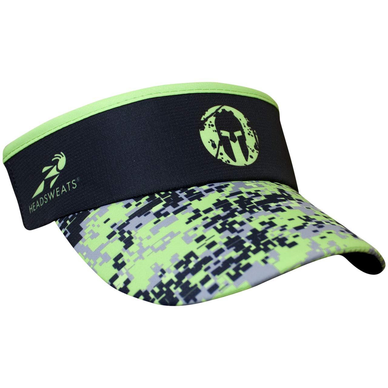 Spartan Camouflage Headsweats Supervisor Sun Visor 22703 401sCamo