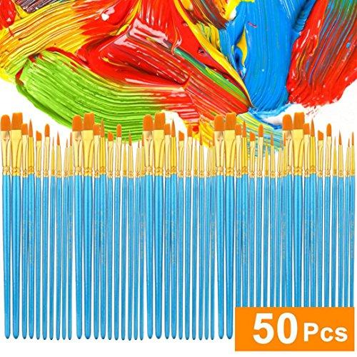 72 piece acrylic painting set - 3