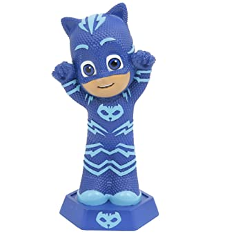 Giochi Preziosi Lámpara de personaje luminoso de PJ Masks: Gatuno Chico gato (Gattoboy)