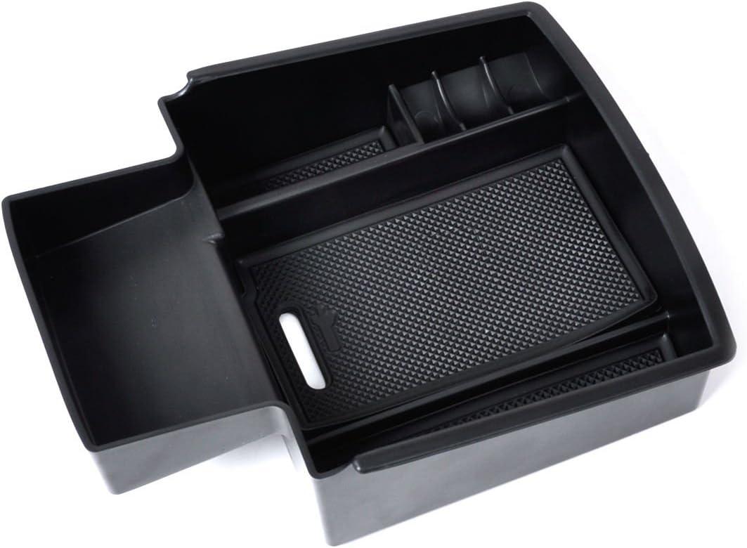 Bo/îte de rangement Organizer Console centrale pour Q5/automatique