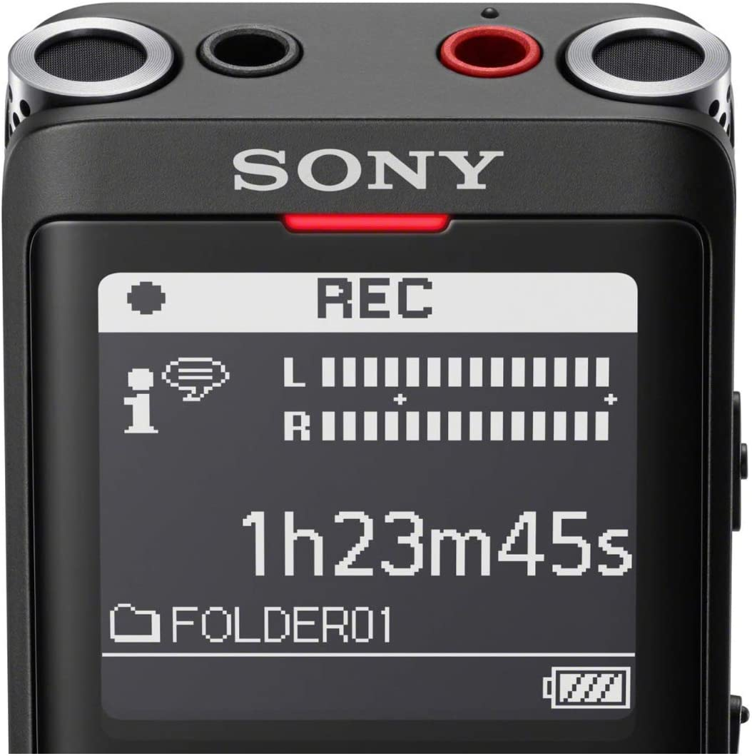 Sony ICD-UX560 Stereo Digital Voice Recorder w//Built-in USB w// 32GB Card