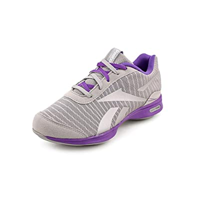 86a23eb1b81 Image Unavailable. Image not available for. Color  Reebok Easytone Lead  Sneaker