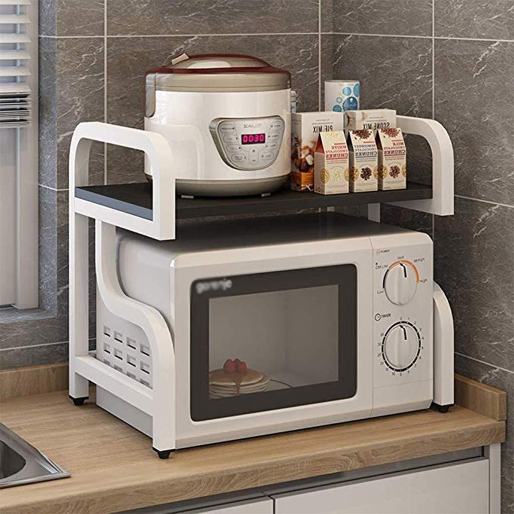 CCET Cocina estante Tipo suelos con varias capas Pot cuenco de ...