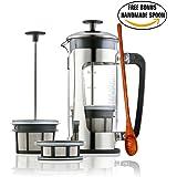 61LCvLGq1iL. AC UL160 SR160,160   Cup French Press Coffee Maker Amazon Com Brillante Small French Press Coffee Maker With  Ounce  Cup Glass Beaker