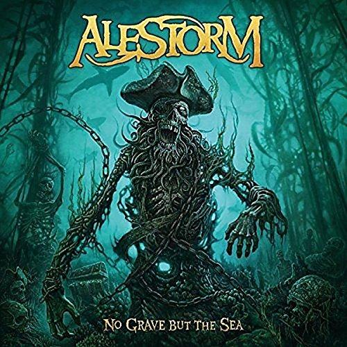 Alestorm - No Grave but the Sea [Deluxe Edition] (2017) [WEB FLAC] Download