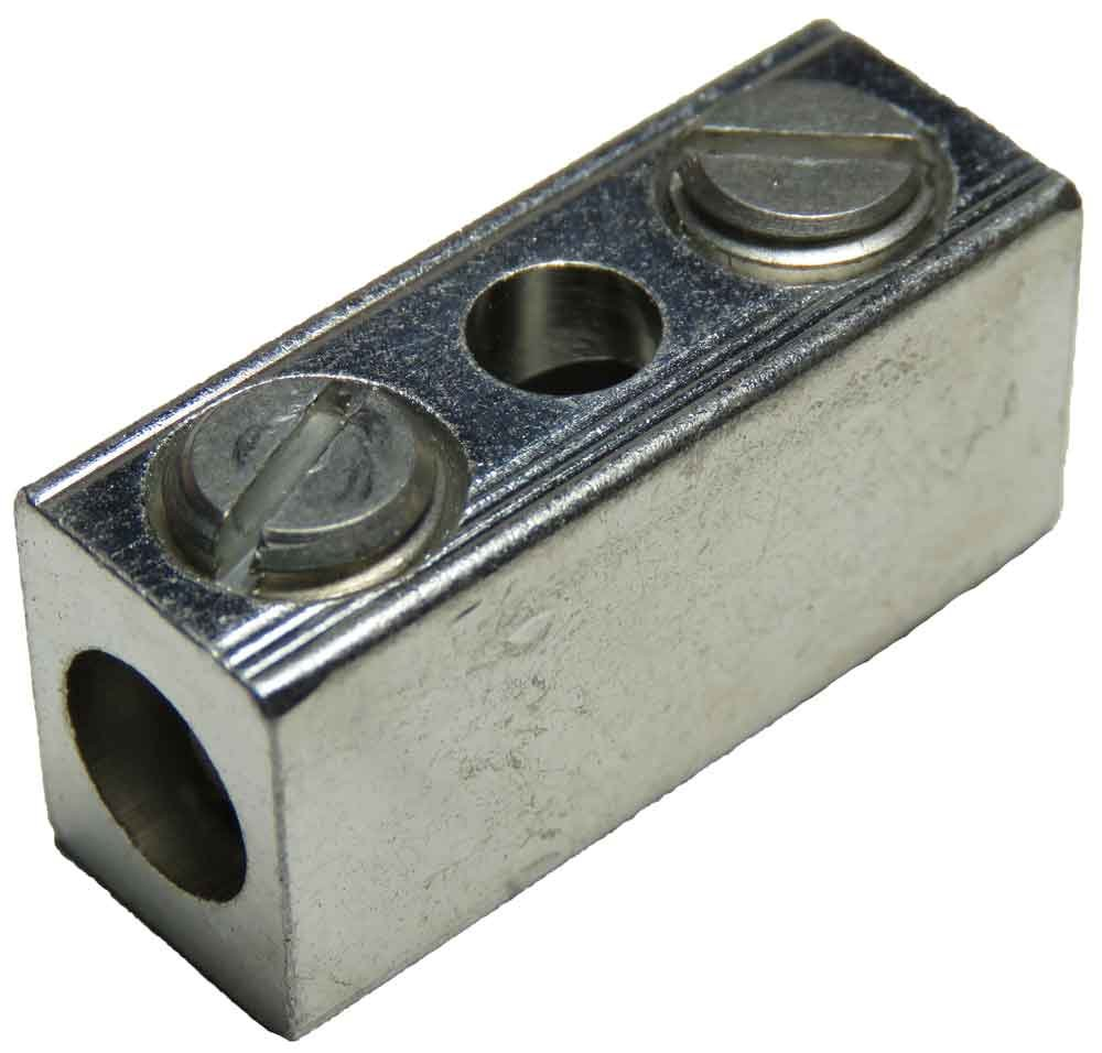 ''P2'' Splicer Wire Mechanical Lug (1/0-8 AWG) Box of 100