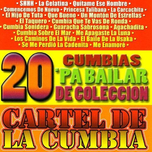 ... 20 Cumbias Pa Bailar de Coleccion