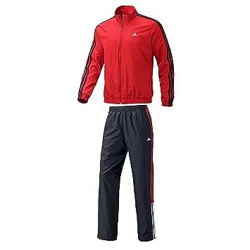 adidas Performance Herren Trainingsanzug schwarz S: Amazon