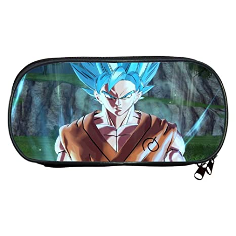 Amazon.com: Dragon Ball Z Super Saiyan Goku Vegeta Estuche ...