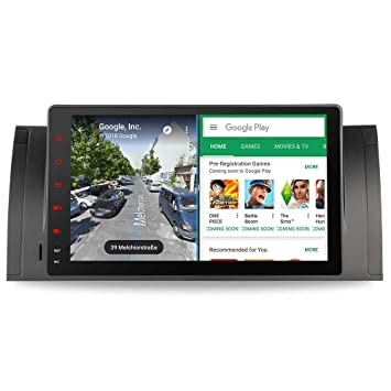 A de Sure 7 Android 7.1.2 Auto Radio GPS Navegación MirrorLink ...