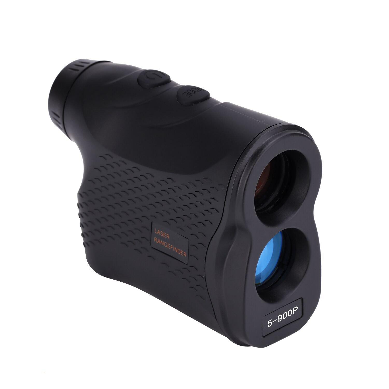 SeeKool 600m Telémetro de Golf, Multifunciones Laser Rangefinder, 6X Aumento, con Bloqueo de Bandera, Distancia, Medición de Velocidad, para Golf, ...