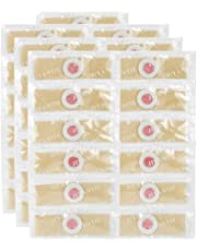 Fenteer Step by Step, Foot/Hand Corns Remover Pads, Callus Remover Cushions Corn Plaster with Hole(42 count)