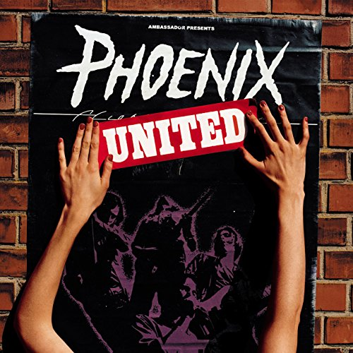 Phoenix - United [Disco de Vinil]
