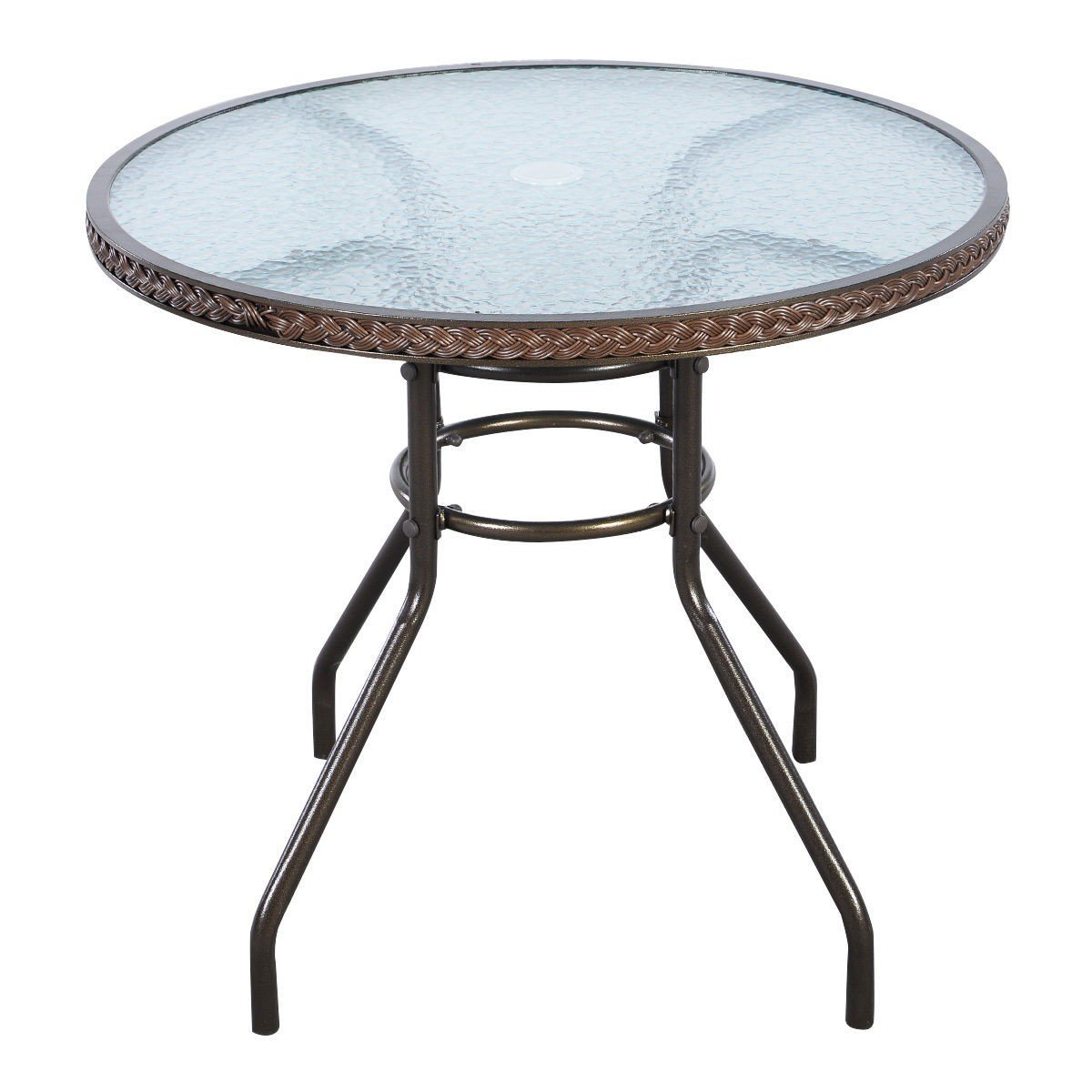 Used Round Outdoor Table