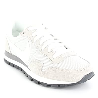 3d26dda37c5d7 Nike Womens Air Pegasus 83 Suede Lace Up Grey Sporty Running Trainers UK 3-8