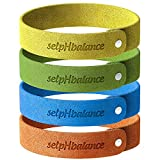 #7: Best Mosquito Repellent Bracelet 12pcs, 100% All Natural Plant-Based Oil, Non-Toxic Travel Insect Repellent, Safe Deet-Free Band, Soft Fiber Material For Kids & Adults, Keeps Insects & Bugs Away