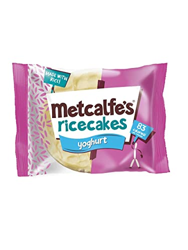 Metcalfe S Yoghurt Rice Cakes