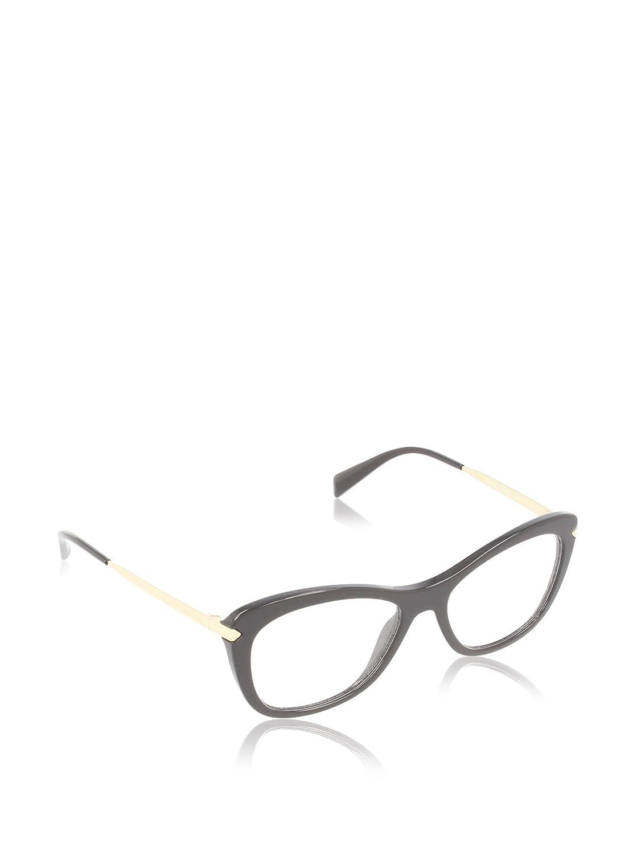 f5160fef220 Amazon.com  Prada PR09RV Eyeglasses-1AB 1O1 Black-53mm  Prada  Shoes