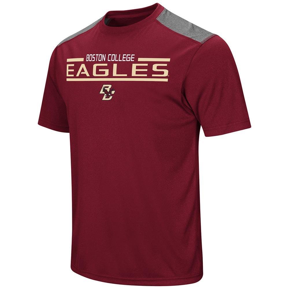 メンズNCAA Boston College Eagles半袖Tシャツチームカラー XL  B01N7TZVEP