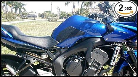 Seiten-Tankpad Yamaha FZS 600 Fazer Motea Grip M schwarz