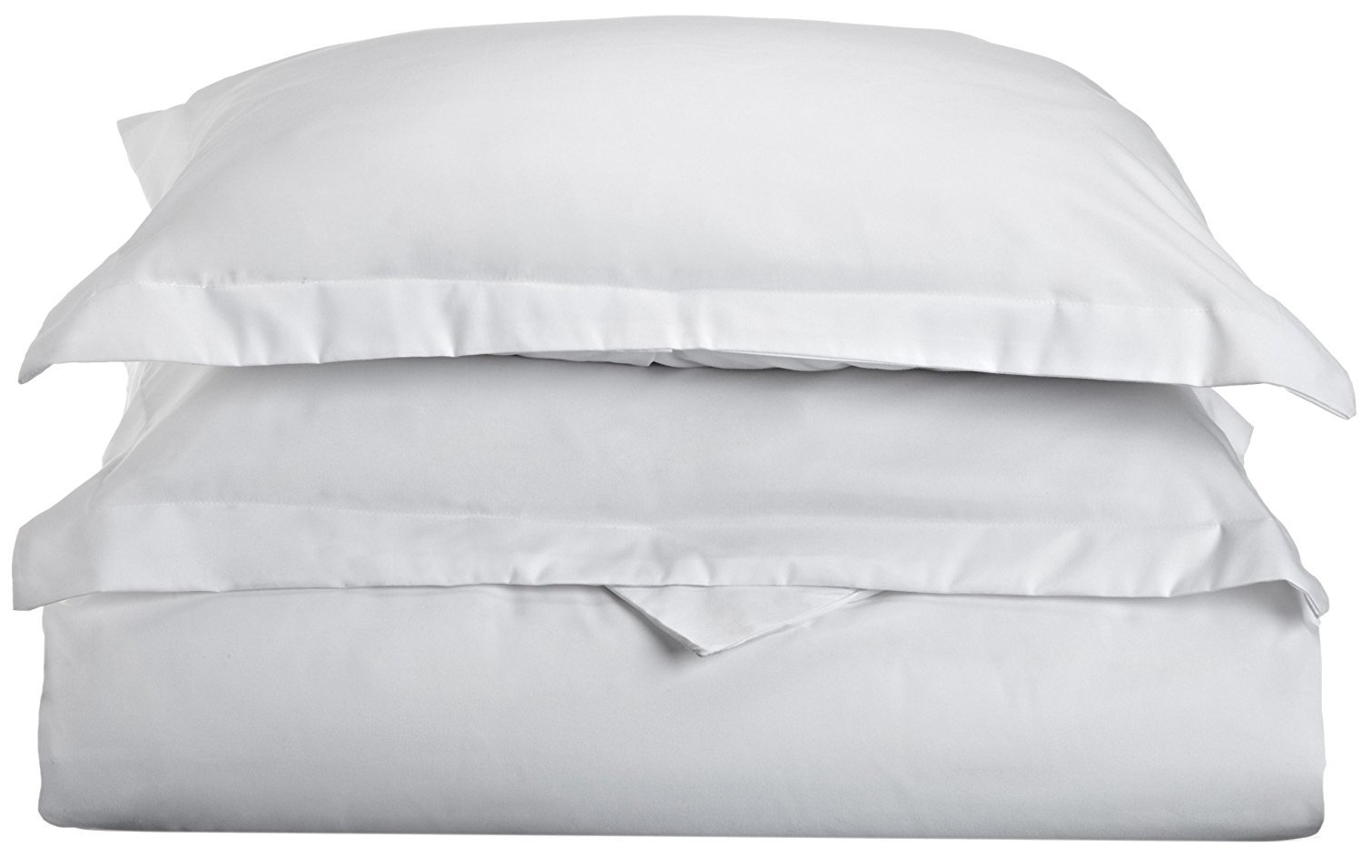 Home Decore Linen Luxurious Hotel Quality 700 Thread Count Egyptian Cotton Full 4 Piece Sheet Set fits up to 21 Inch mattresses ( Deep Pocket ), Solid White