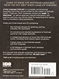 Living Language Dothraki: A Conversational Language Course Based on the Hit Original HBO Series Game of Thrones (Living Language Courses)