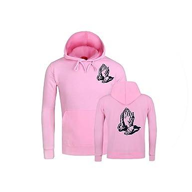 659f6dbf7ca Unisex Cotton Anime Prayer Hoodies Men Women Hoodie Sweatshirt Streetwear  Harajuku