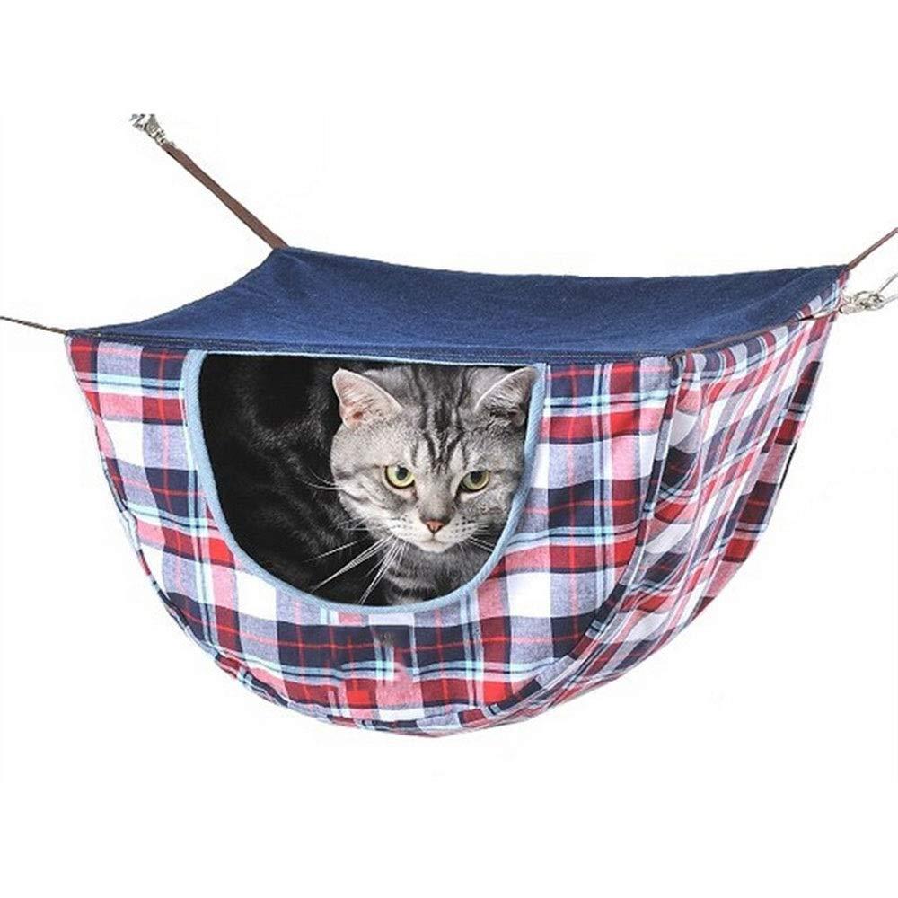 B Qi Peng Pet Nest Cat Cage Hammock Cat Hammock Cat Litter Hanging Pet Bed Swing Pet Nest Cat Litter Pet Bed (color   B)