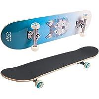 Hudora - 12164 - Skateboard - Wolf Instinct