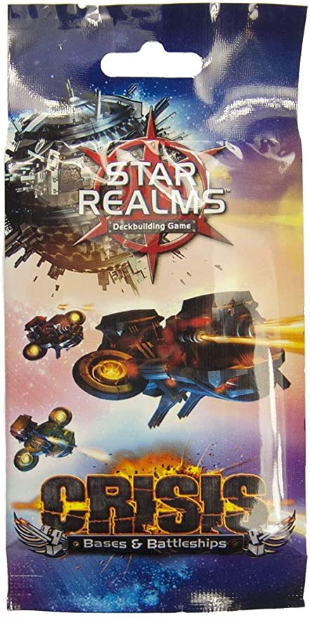 Star Realms: Crisis: Bases and Battleships: Amazon.es: Juguetes y juegos