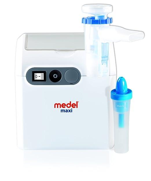 49 opinioni per Medel 92463 Maxi Sistema Per Aerosolterapia E Doccia Nasale con Innovativo