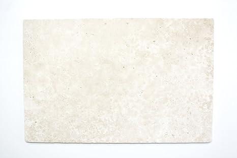 Piastrelle travertino chiaro beige piastrelle di pietra naturale