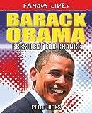 Barack Obama, Peter Hicks, 144883287X