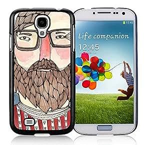 Samsung Galaxy S4 i9500 Case / Guard / Film / Cover Charlie Samsung Galaxy S4 i9500 Case Black Cover