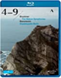 Bruckner: Symphonies Nos. 4-9 [Blu-ray]