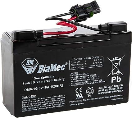 Hobie 6V Livewell Bait Tank Battery Charger 72021002