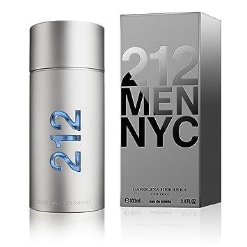 b61ba933b Amazon.com   212 Men NYC by Carolina Herrera Eau De Toilette 3.4 oz 100 ml  NEW (IN MIND)   Beauty