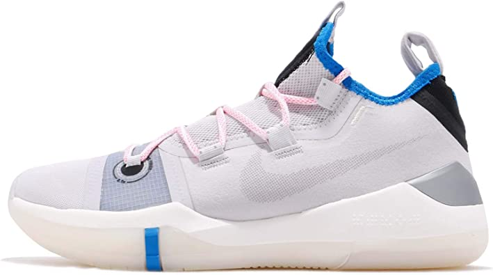 Amazon Com Nike Men S Kobe Ad Ep Vast Grey Moon Particle 11 M Us Basketball