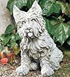 LadyBug Westie Outdoor Statue, Moss Review