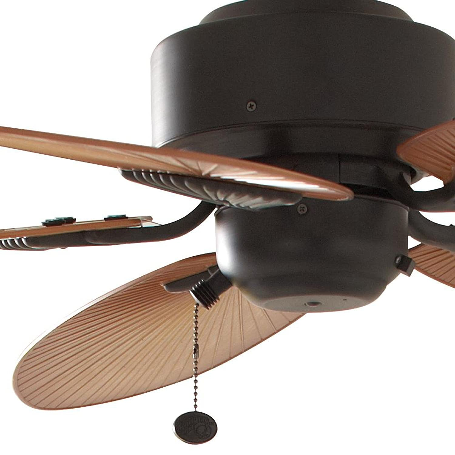 ceiling fan hat. Amazon.com: Hampton Bay Lillycrest 52\ Ceiling Fan Hat K