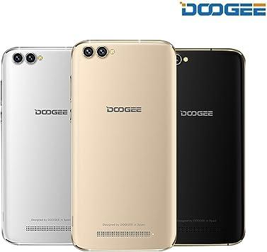Smartphone Libre - DOOGEE X30 Teléfono Móvil con Cuatro Cámaras ...