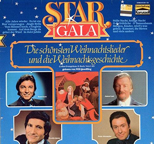 James Last - Star Gala-Die Schã¶nsten Weihnachtslieder Und Die Weihnachtsgeschichte - Zortam Music