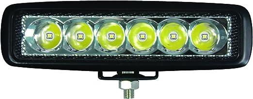 Amazon.com: HELLA 357203011 ValueFit Mini Light Bar (6 LED, Spot Beam): Automotive