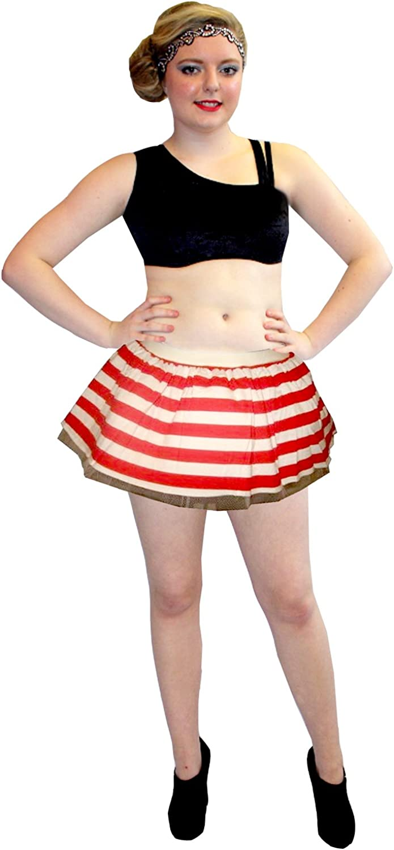 Striped Tutu Skirt Fancy Dress Costume: Amazon.es: Ropa y accesorios