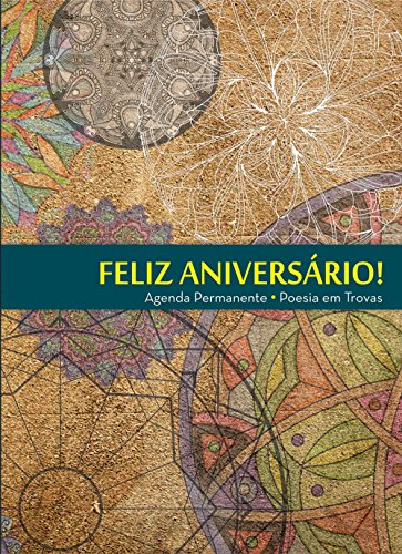 Amazon.com: FELIZ ANIVERSÁRIO!: Agenda Permanente - Poesia ...