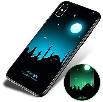 coque iphone 8 lumiere