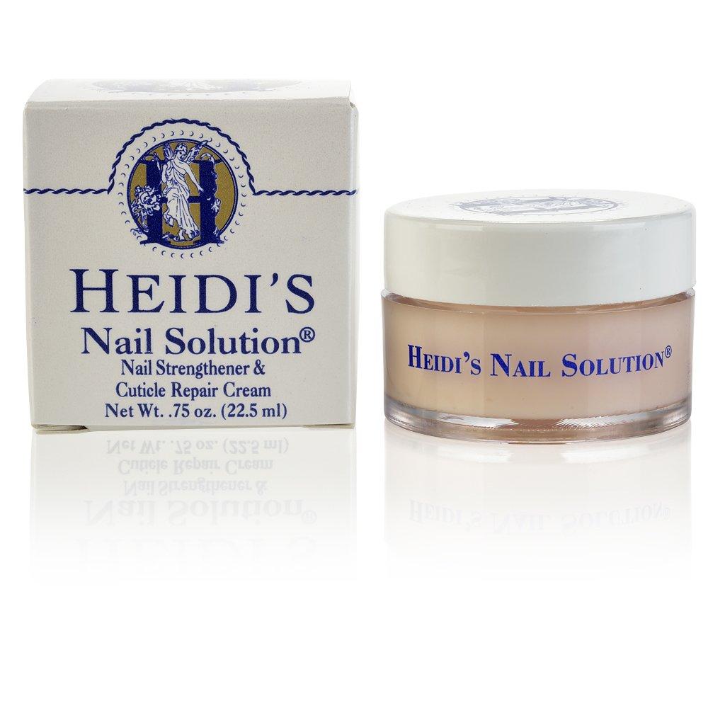 Amazon.com : HEIDI\'S Nail Strengthener and Cuticle Repair Creme ...