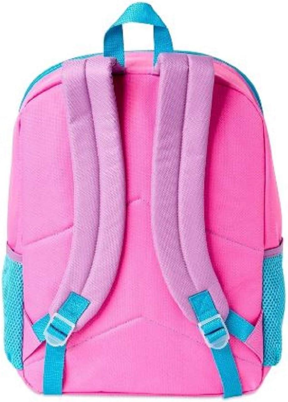 Wonder Nation Unicorn Backpack Two Pockets Plus mesh Side Pockets.